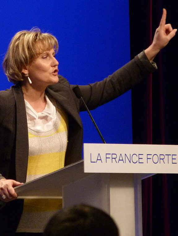 MyFrenchLife™ – MyFrenchLife.org – Ray Johnstone – French women in politics - French women - French politics - Nadine Morano