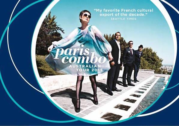 MyFrenchLife™ - Paris Combo - French