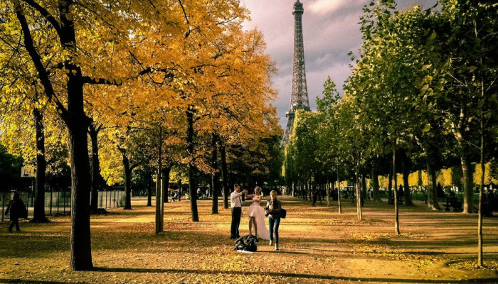 MyFrenchLife™ - Paris in October - Paris autumn
