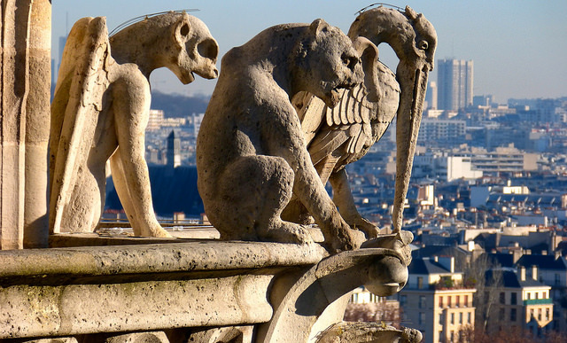 © Michael Osman, Paris Find - Savvy Francophile's guide to travel with kids: Paris - MyFrenchLife.org - Notre Dame