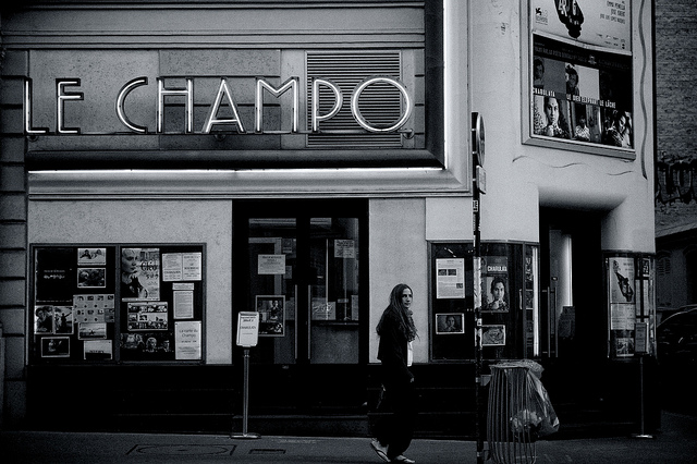 MyFrenchlife™ - Paris historical cinemas - le champo