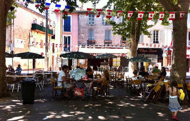 MyFrenchLife™ - MyFrenchLife.org - Exploring Provence - Jan Leishman - Les Arcs - Chez Sissi