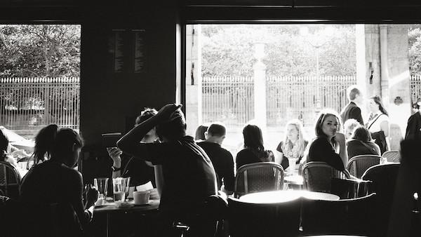 MyFrenchLife™ – MyFrenchLife.org – community cafes - Cafe Interior