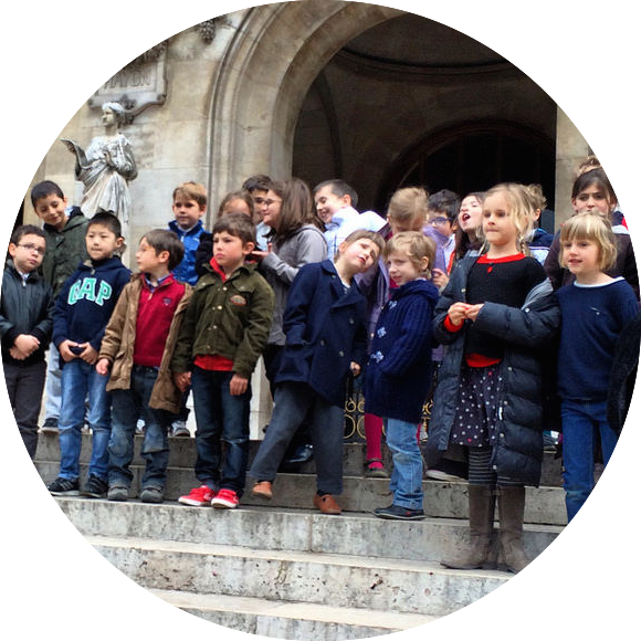 Michael Osman MyFrenchLife Savvy Francophile's guide on how to travel with kids: Paris monuments & attractions