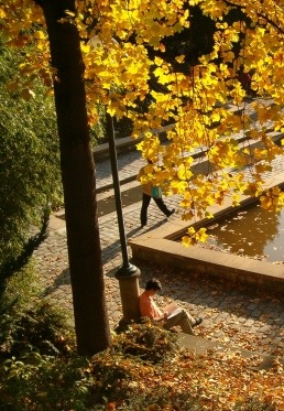 MyFrenchLife™ - picnic spots in Paris - belleville