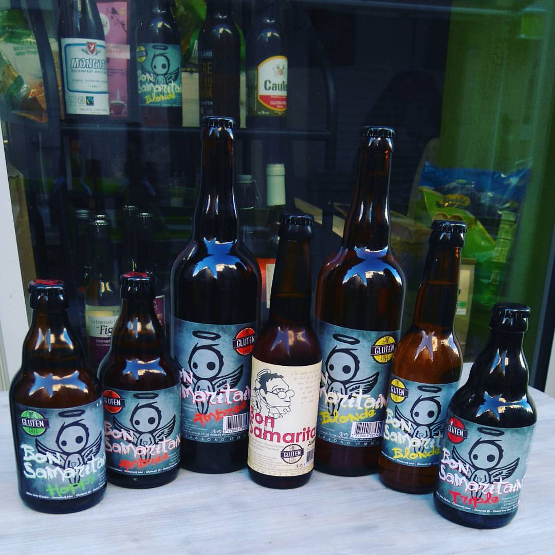 MyFrenchLife™ - MyFrenchLife.org - Montpellier health and wellbeing - Gluten free beers