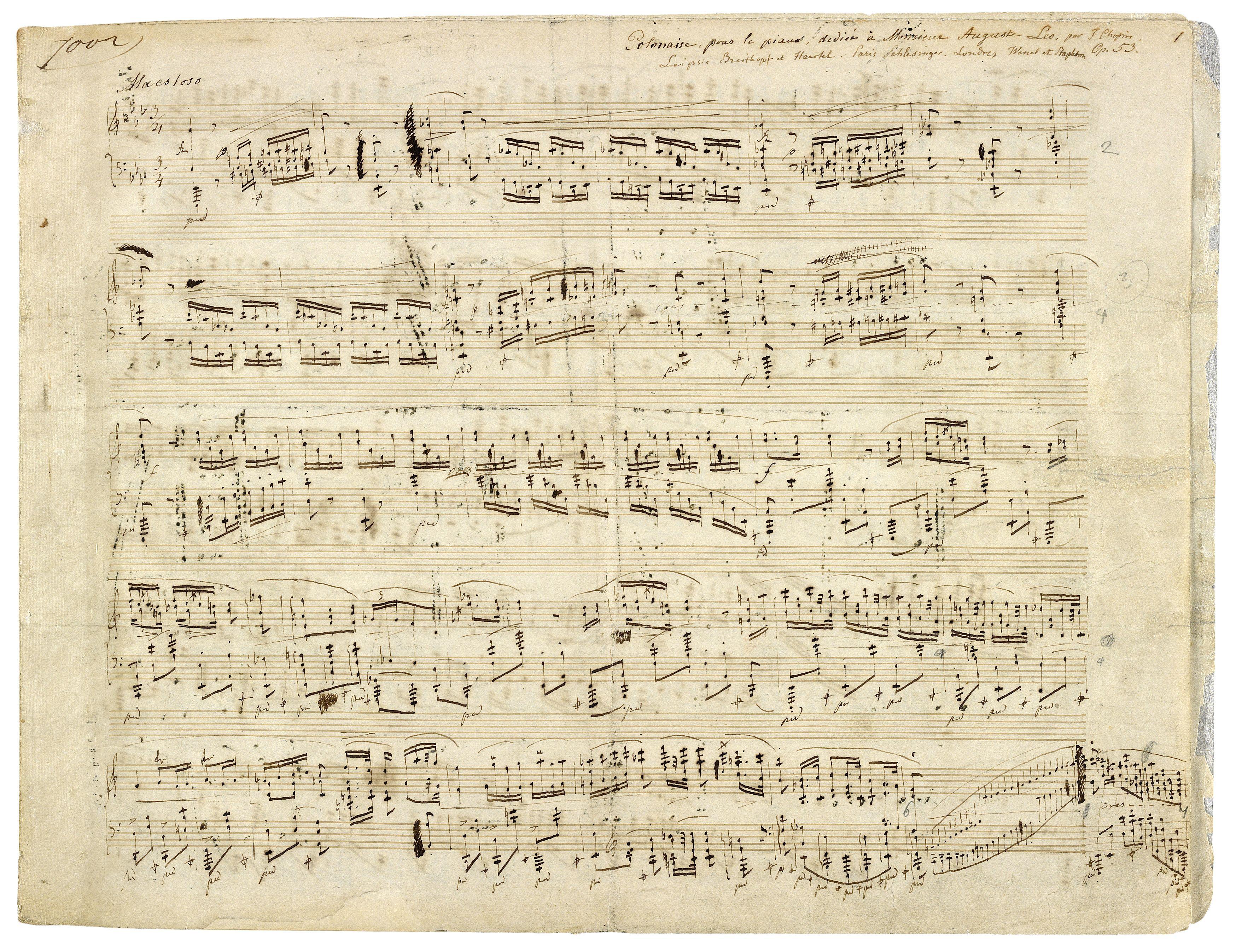Alex Mealey - 4.11.13- chopin music - www.MyFrenchLife.org