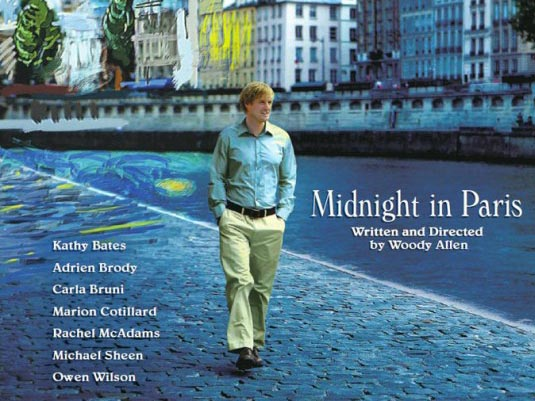 Laura Griffin - Review: Midnight in Paris - Ma Vie Francaise - My French Life - www.MyFrenchLife.org