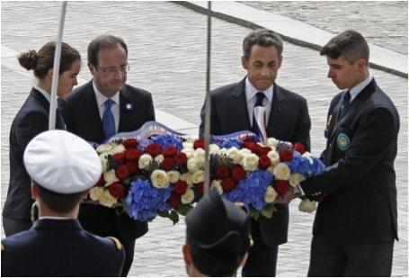 MyFrenchLife™ - French president - French election - Francois Hollande - Nicolas Sarkozy