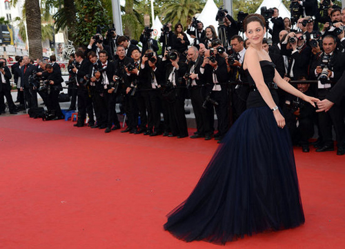 HANNAH DUKE - Sea of Couture Cannes - My French Life - Ma Vie Française - www.MyFrenchLife.org
