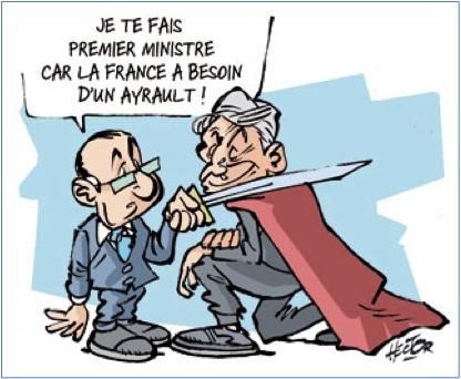 MyFrenchLife™ - normal French president - French politics - Francois Hollande