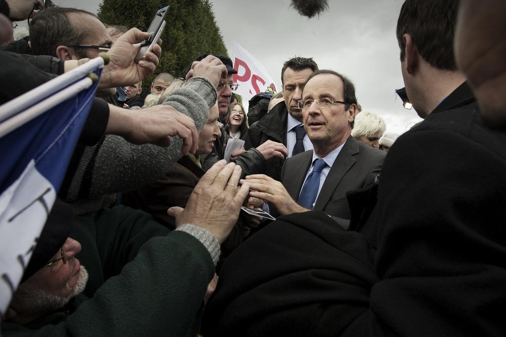 MyFrenchLife™ - MyFrenchLife™ - normal French president - French politics - Francois Hollande