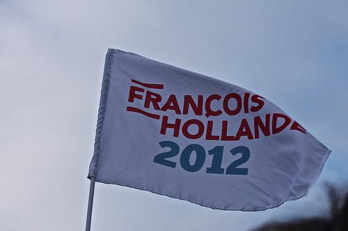MyFrenchLife™ - French president - French politics - Francois Hollande 2012
