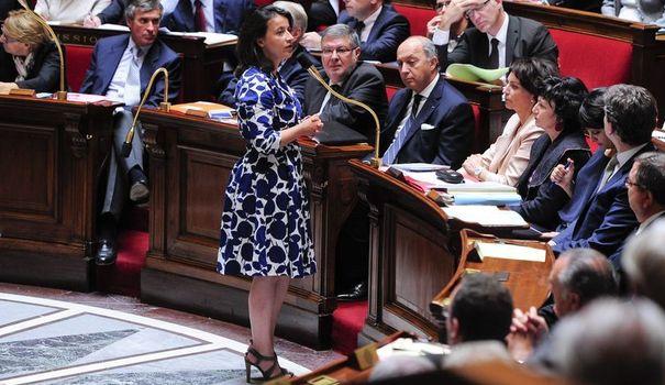 Julie Gourichon - La robe de la ministre Cécile Duflot déchaîne les passions - Ma Vie Française - My French Life - www.MyFrenchLife.org