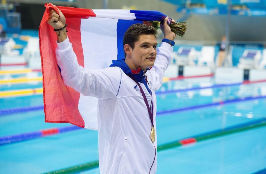 Julie Gourichon - La relève de la natation française est assurée - Ma Vie Francaise - My French Life - www.MyFrenchLife.org
