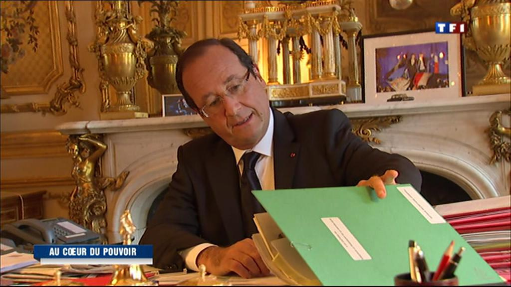 MyFrenchLife™ - French President - Francois Hollande -