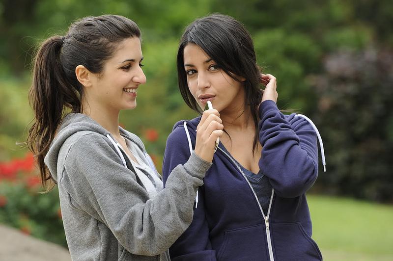 Hella Ibrahim - French Film Friday: chick flicks - Ma Vie Francaise - My French Life - www.MyFrenchLife.org