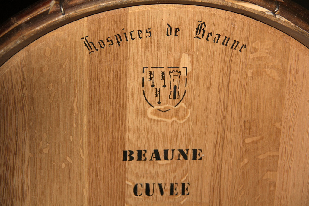 Carolyne Kauser - France's celebrated les ventes des vins in Beaune - My French Life - Ma Vie Francaise - www.myfrenchlife.org.jpg