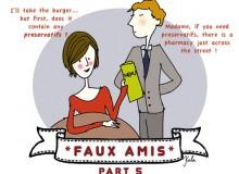Faux Amis - Kala Barba-Court - MyFrenchLife.org