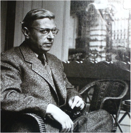 MyFrenchLife - french philosophers - French philosophy- Jean-Paul Sartre