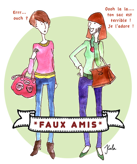 MyFrenchLife™ - French language - faux amis