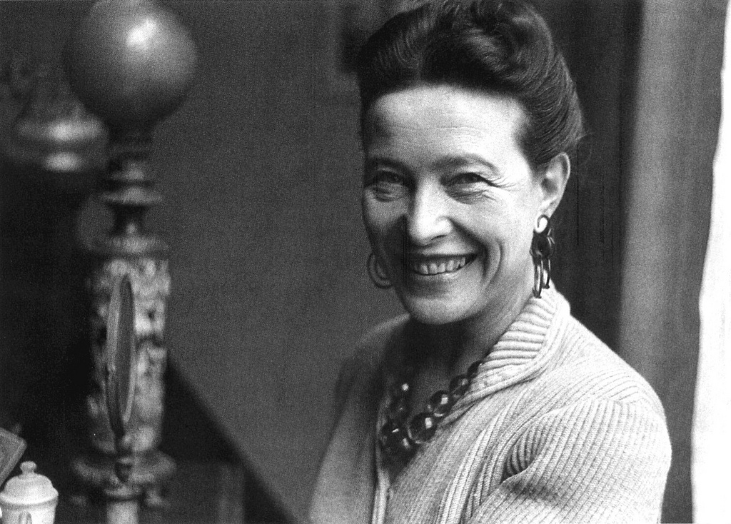 MyFrenchLife - French philosophy - French philosophers- simone de beauvoir