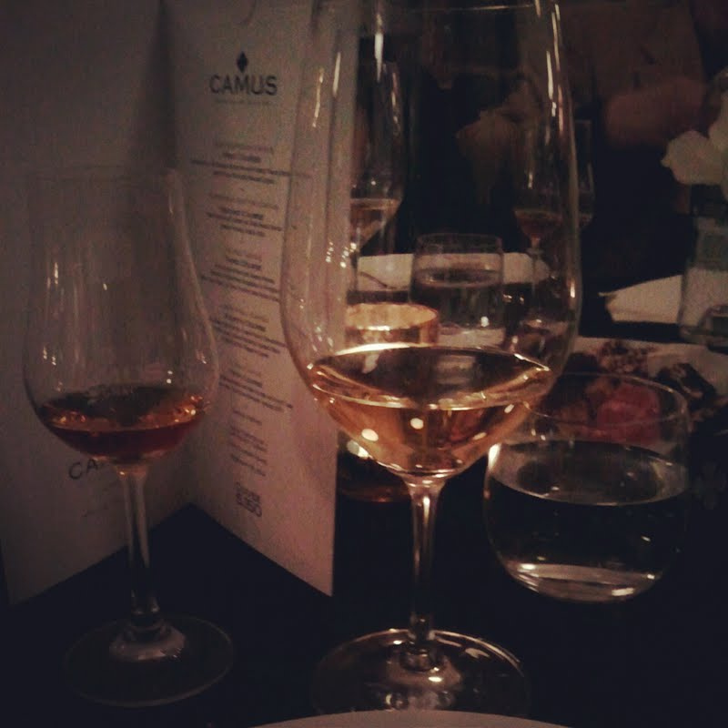 ADRIENNE MANSARD - A French-filled evening of luxury and cognac - My French Life - Ma Vie Française - www.MyFrenchLife.org