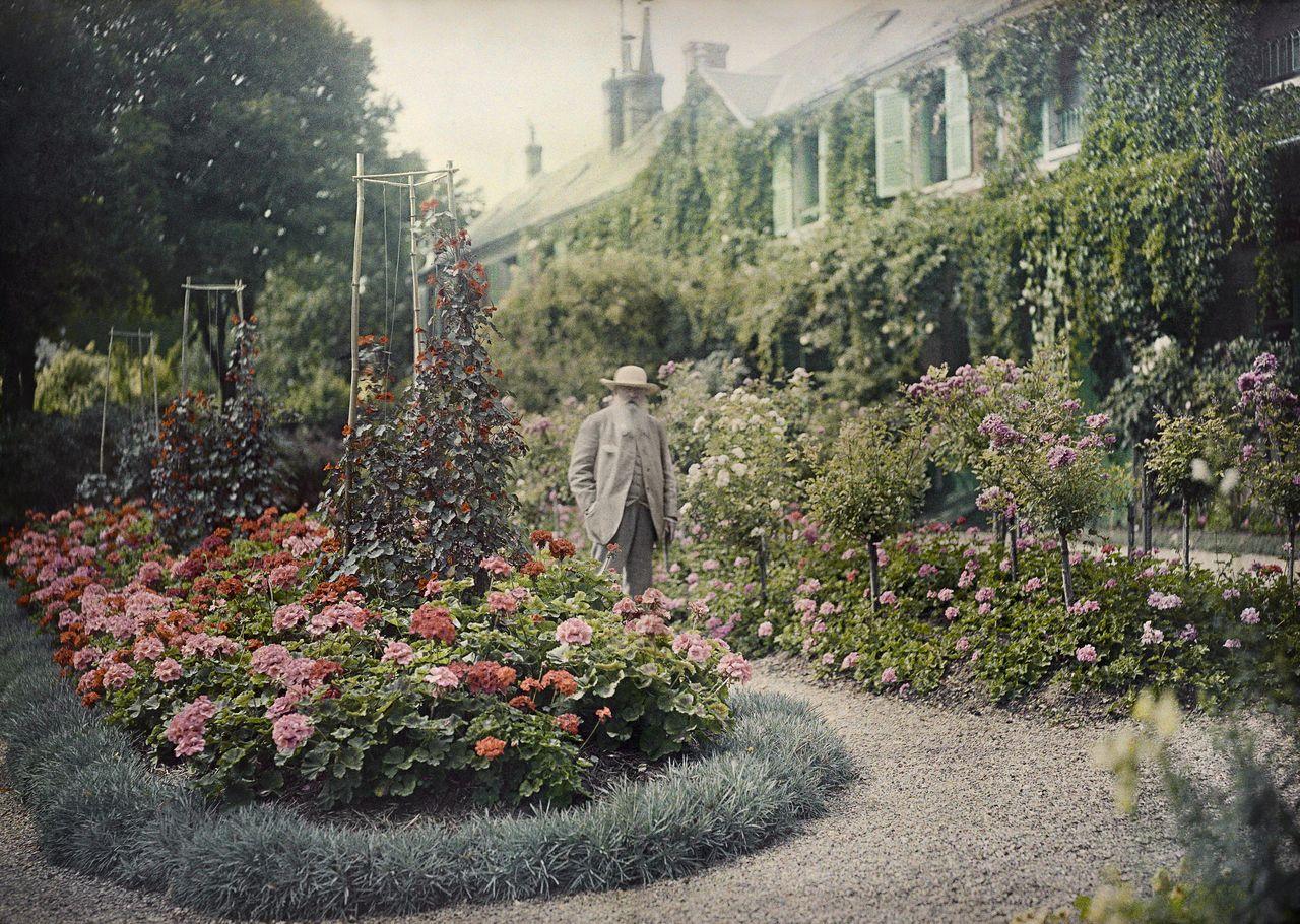 Adèle Bouet - Monet's Garden - 30-05-13