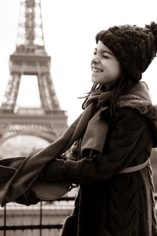 Laughter in Paris - by Jack Fussell - My French Life™