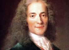 'MyFrenchLife™ 'MyFrenchLife™ - French music and philosophy - voltaire