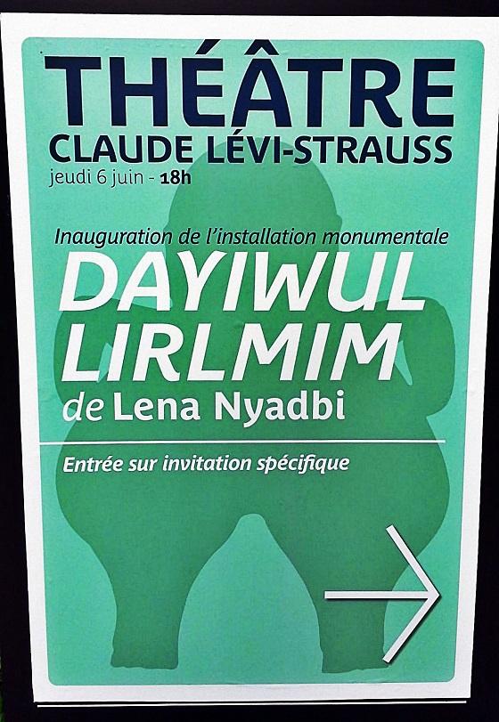 Image 01 Dayiwul Lirlmim Poster by Paul Prescott