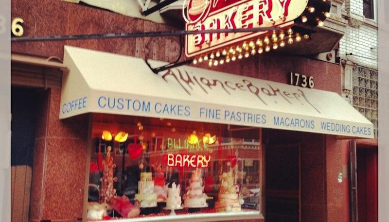 Aimee Thompson - 8.7.13 - alliance bakery