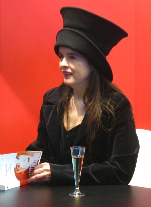 Kate Wilkins Amélie_Nothomb_14_mars_2009 MyFrenchLife