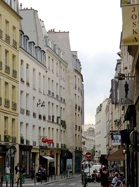 Rue du Dragon - My French Life™