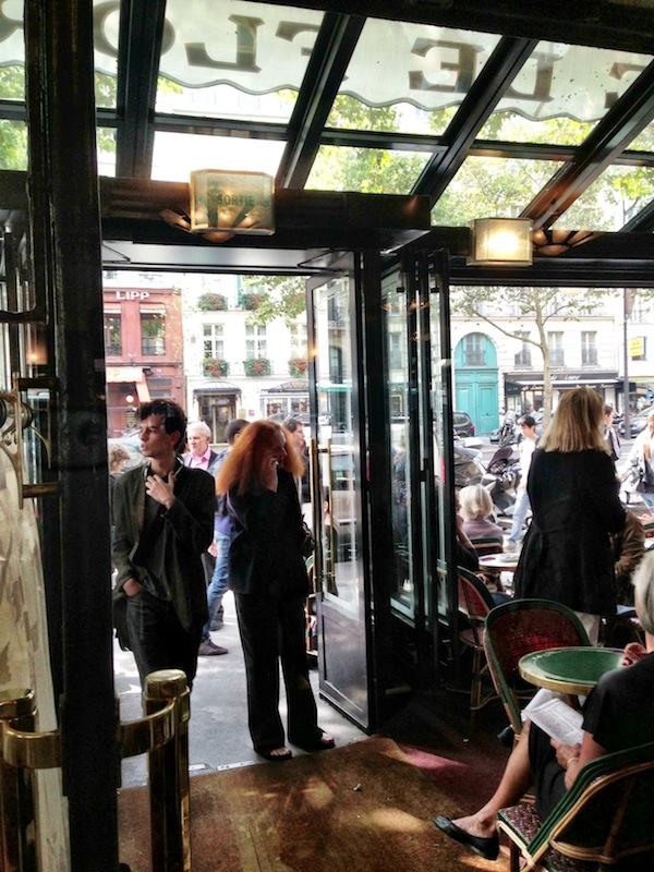 Grace Coddington by Judy MacMahon - My French Life™