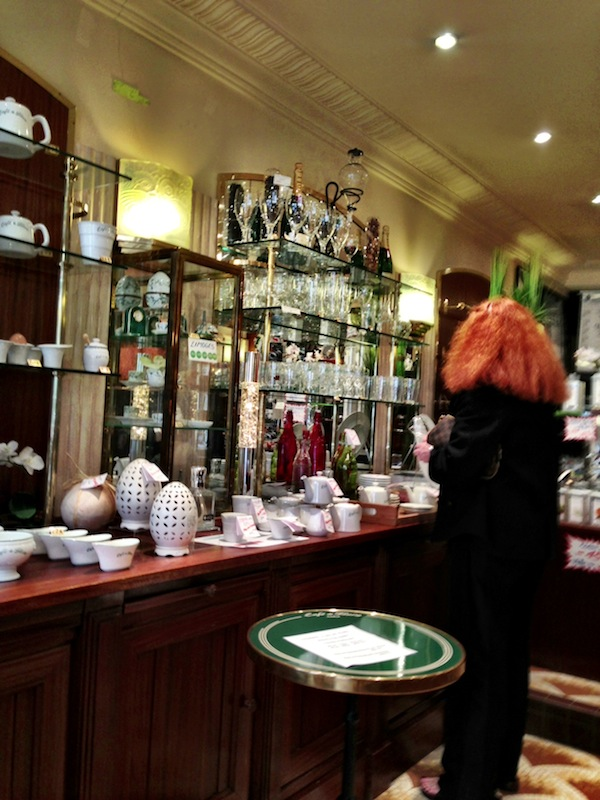 Grace Coddington by Judy MacMahon - My French Life™