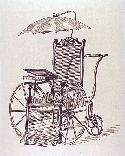 Wheelchair - My French Life™