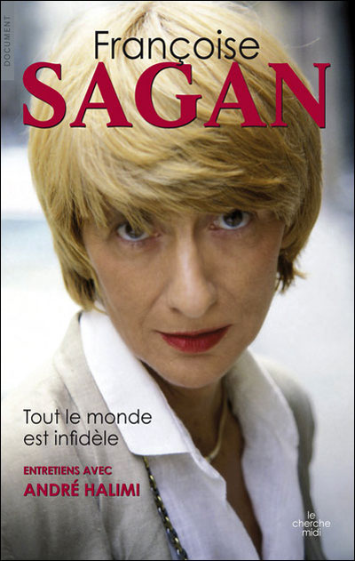 French author Françoise Sagan - My French Life™