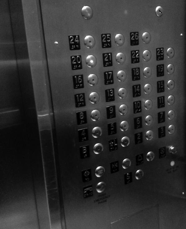 Elevator - Jennifer Bourne - My French Life™