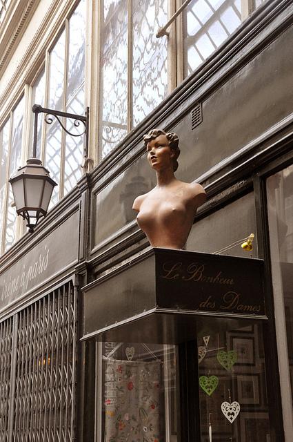 Off the beaten track in Paris - Le Bonheur des Dames - My French Life