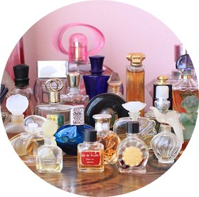 French fragrances - French women - French perfume - www.MyFrenchLife.org
