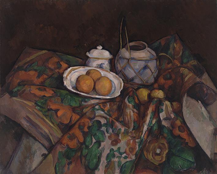 French art - Cézanne - www.MyFrenchLife.org