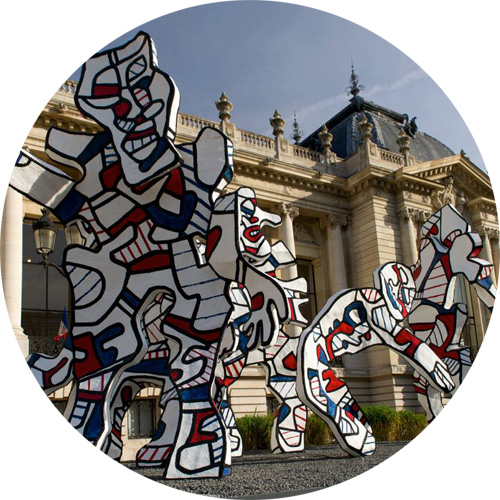 Emmanuelle Trémolet - The Buzz - FIAC - My French Life