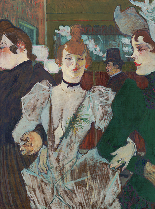 French art - Toulouse Lautrec - www.MyFrenchLife.org
