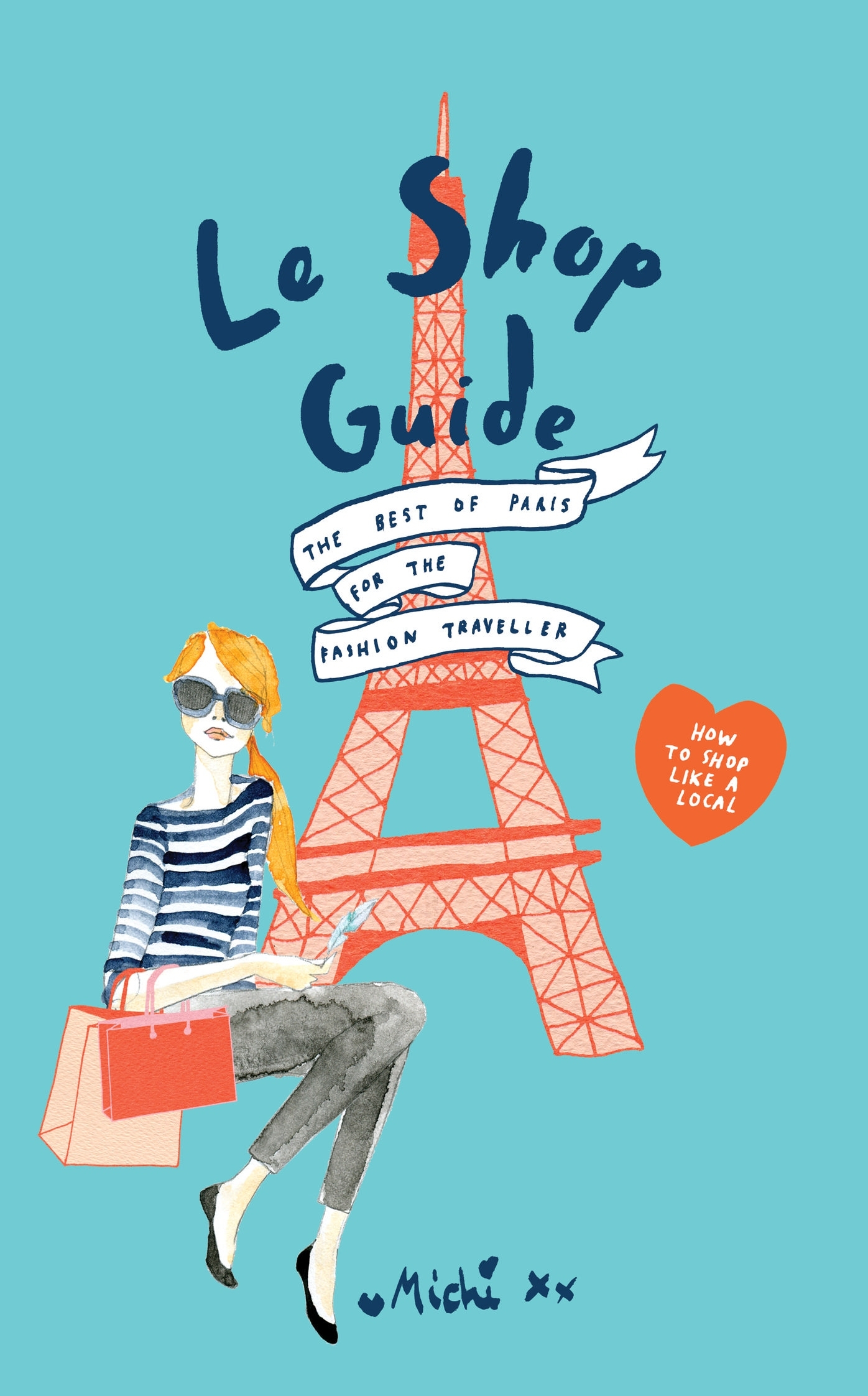 Michi Girl - Le Shop Guide - Paris Guide - off the beaten track - My French Life