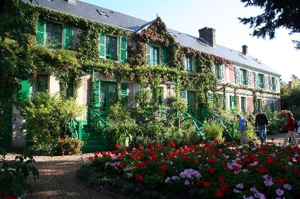 Monet House - Paris insider tips - Le Tremoille - MyFrenchLife.org