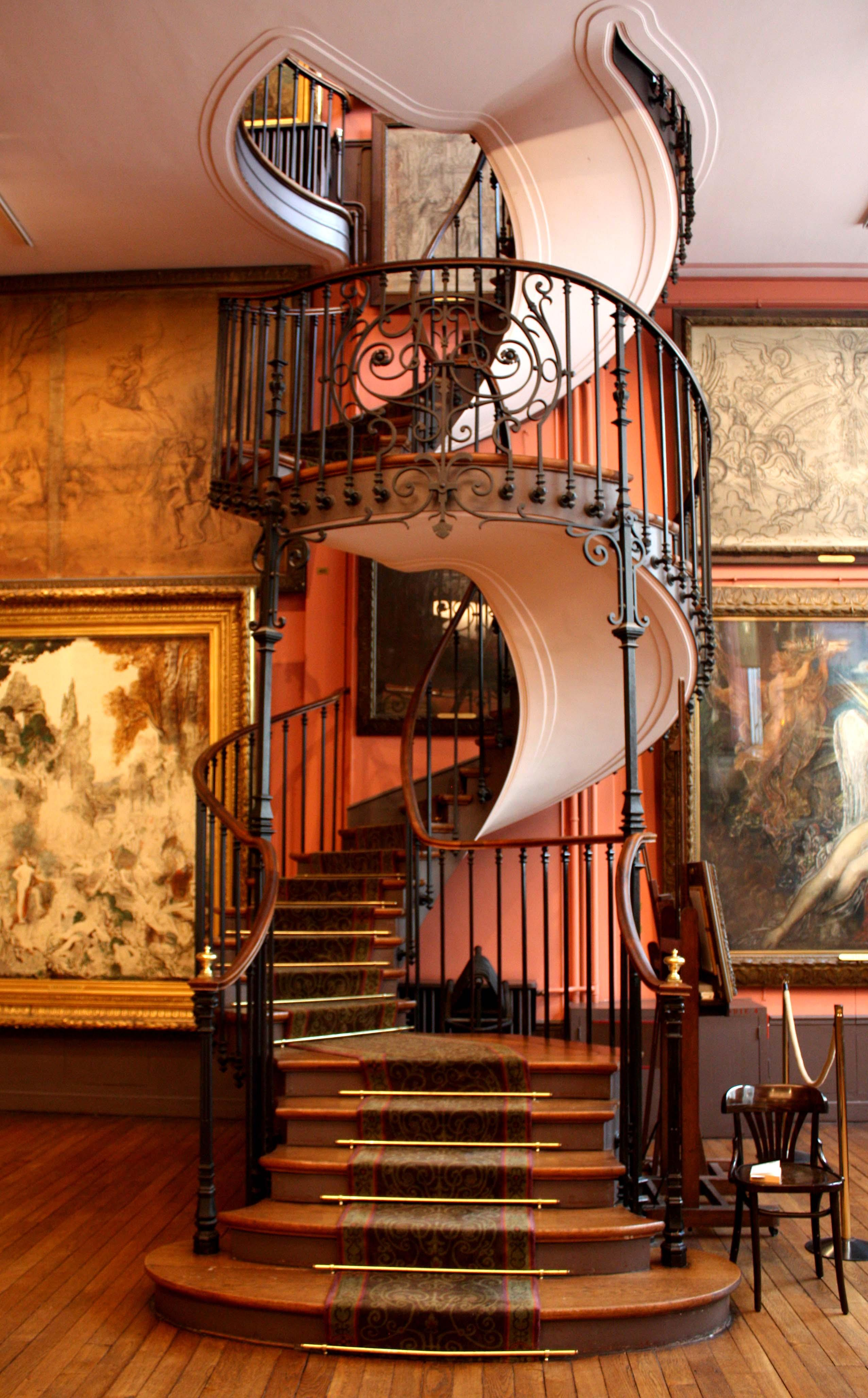 Gemma King - Gustave Moreau museum - www.MyFrenchLife.org