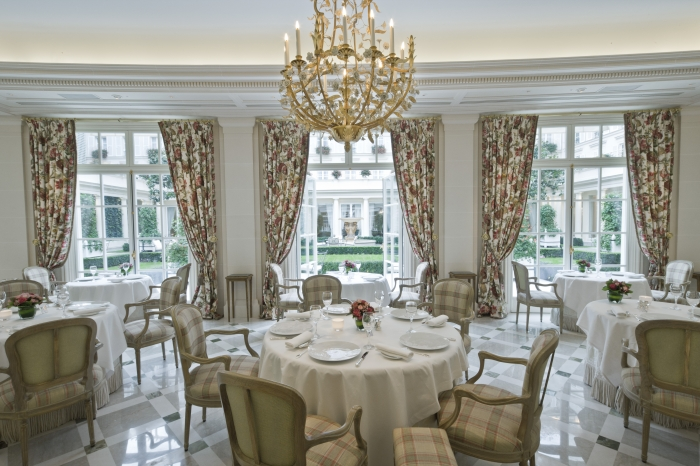 My French Life - where to eat Paris - Hotel Le Bristol - 114 faubourg restaurant