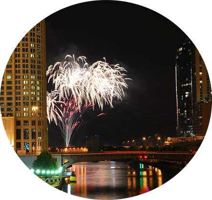 5 ways to French-ify your New Year's Eve - Chicago - www.MyFrenchLife.org