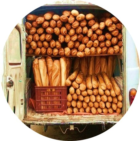French bread - www.MyFrenchLife.org